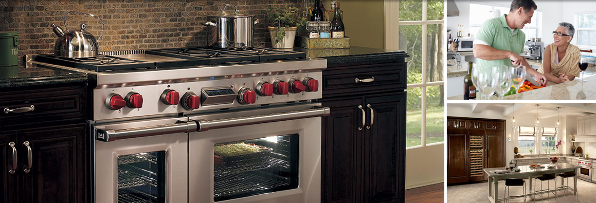 Stove and oven banner